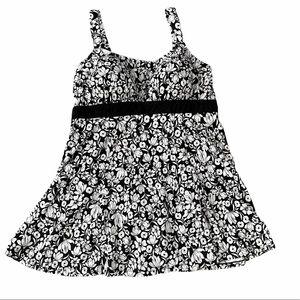 A Shore Fit One Piece Swimsuit Dress